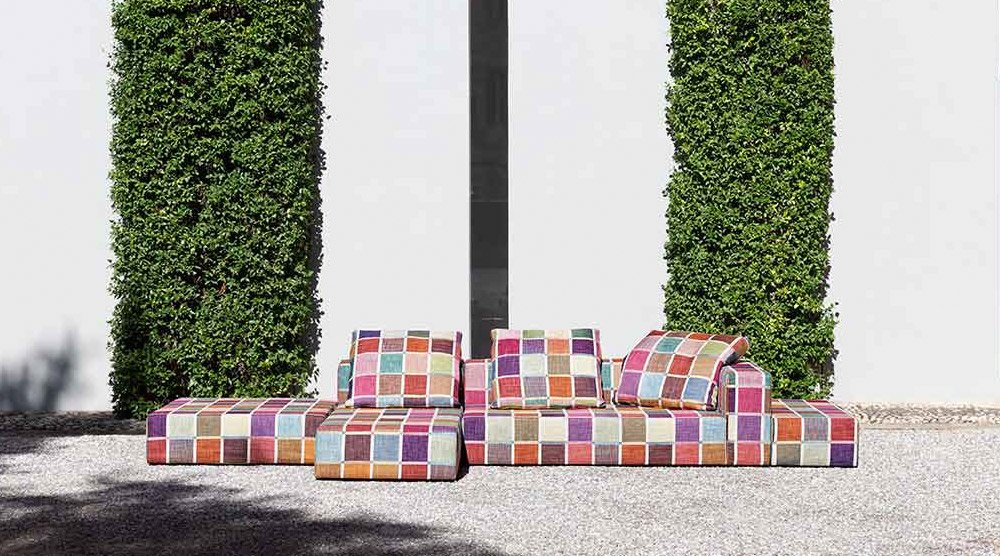 Missoni Home Dancing Flowers