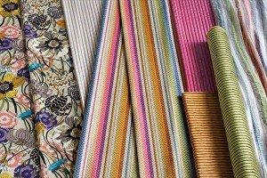 Подборки тканей Missoni Home
