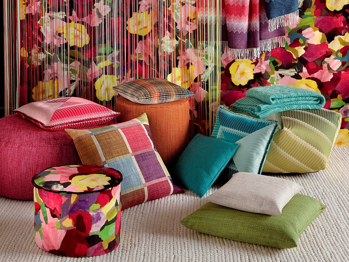 Подборка Missoni Home Dancing Flowers