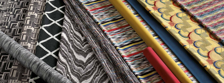 Подборка тканей Missoni Home Modern Iconic