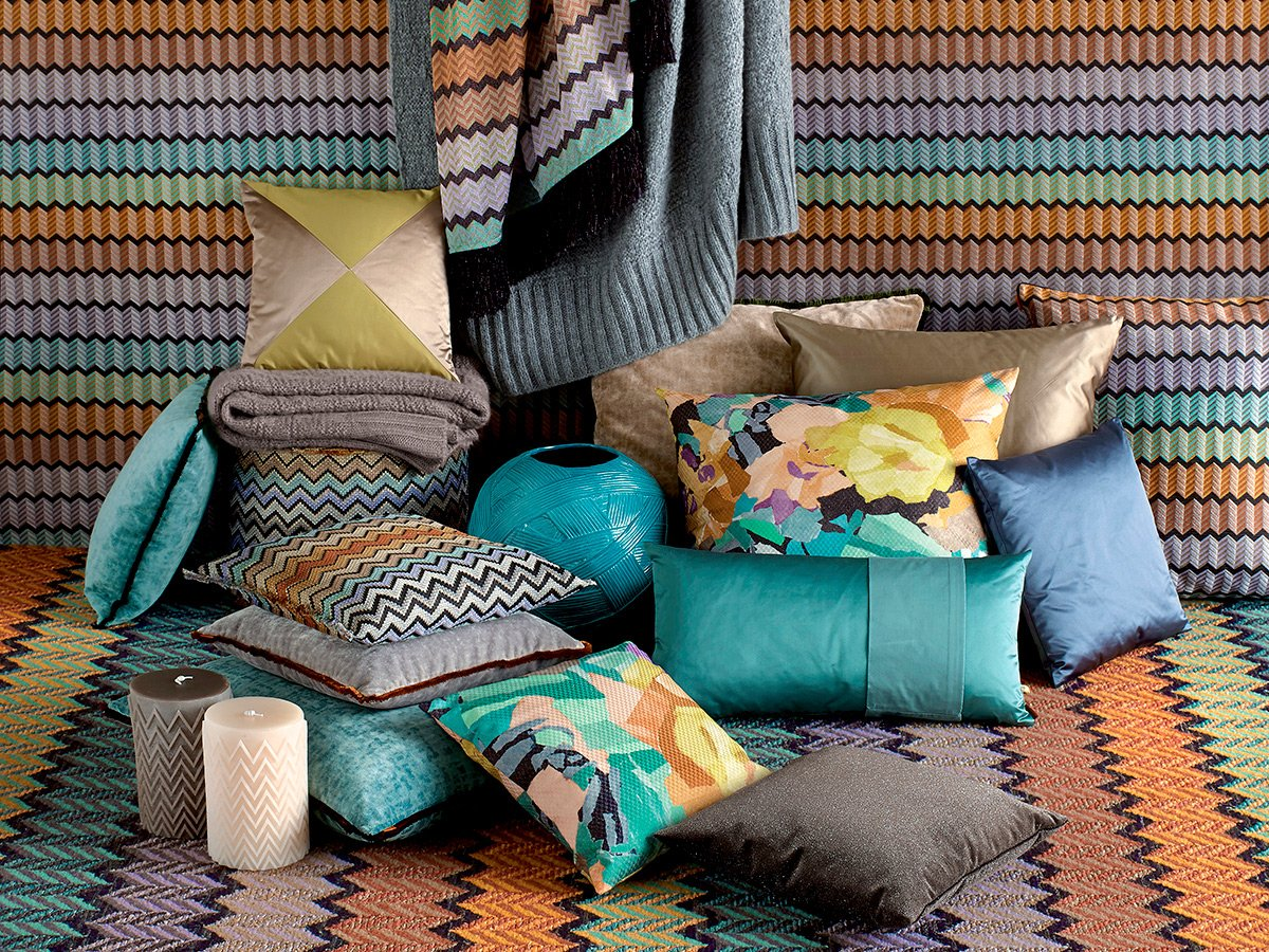 Подборка Missoni Home Glass Fantasy